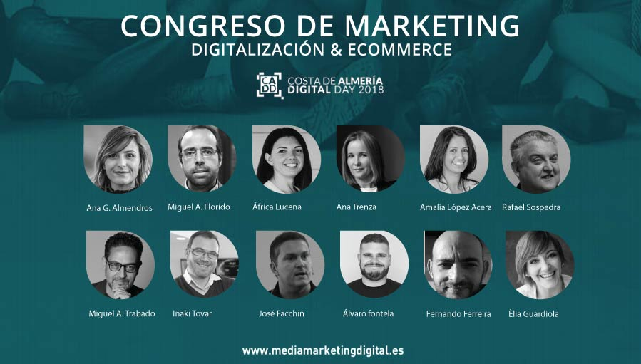 SEO Internacional – Congreso Marketing Digital Almeria